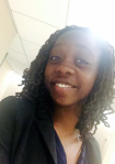 Leslieanne John, P-TECH student and summer intern for IBM Center for Applied Insights