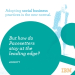 How do pacesetters up their game? Very carefully. Read IBM Business Tech Trends 2014. https://ibm.biz/IBMBTT14 #IBMBTT