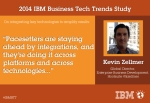 (On integrating key technologies to amplify results) Kevin Zellmer – Global Director, Enterprise Business Development, Hootsuite