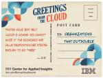 Cloud Bound Study - http://www.ibm.com/ibmcai/cloudbound