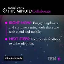 (Collaborate) Social Study- https://ibm.biz/SocStudy