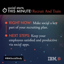 (Workforce) Social Study- https://ibm.biz/SocStudy