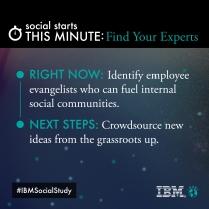 (Expertise) Social Study- https://ibm.biz/SocStudy