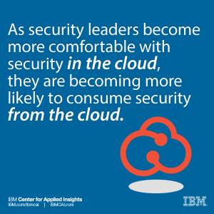 security leader quote_IBM CISO study