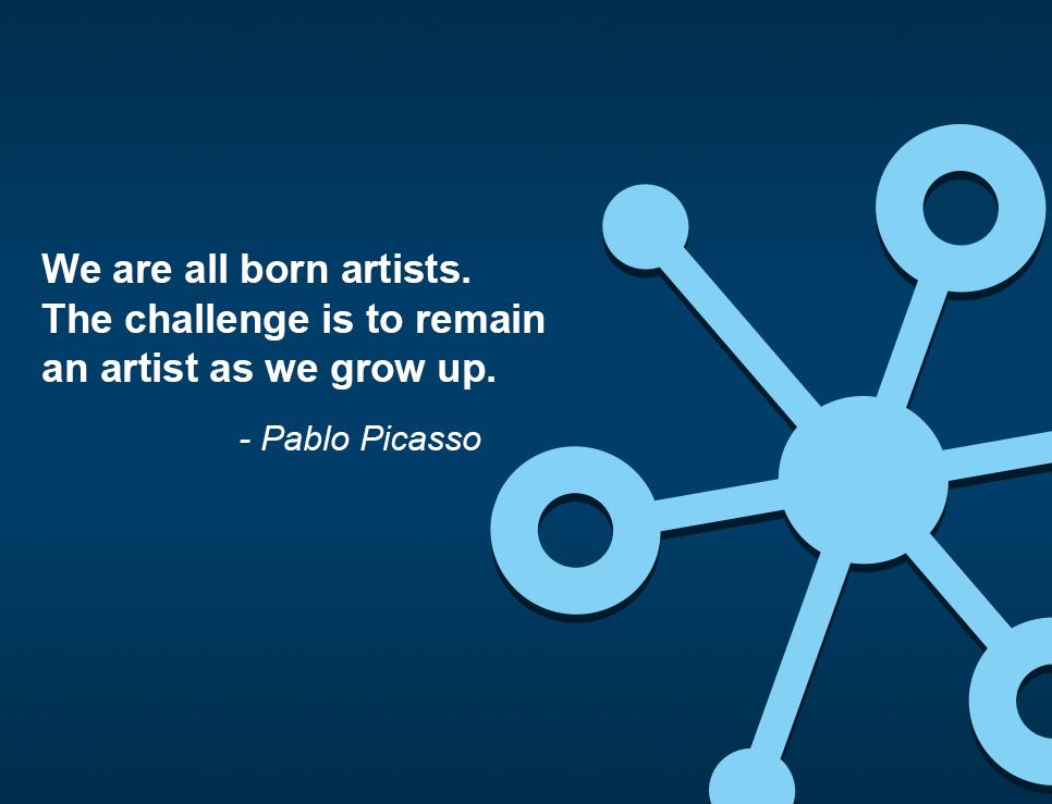 Our creativity crisis