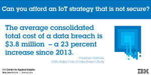 Can you afford an IoT strategy that is not secure?