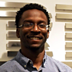 Chigozie Okorie, P-TECH student and summer intern for IBM Center for Applied Insights