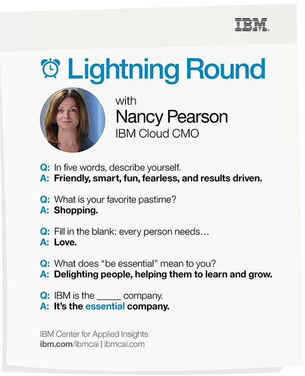PTECH_Lightning Round_Nancy Pearson