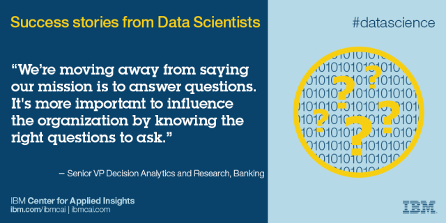 IBM Data Science Quote 10 VF