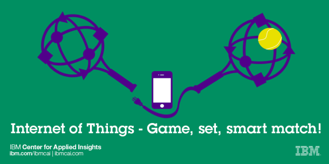 Internet of Things- Game, set, smart match!